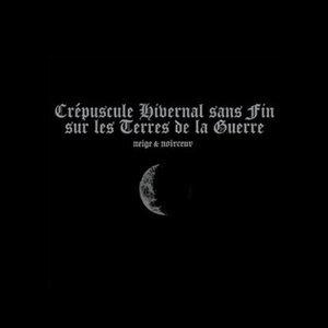 Crepuscule Hivernal Sans Fin Sur Les Terres DE La Guerre