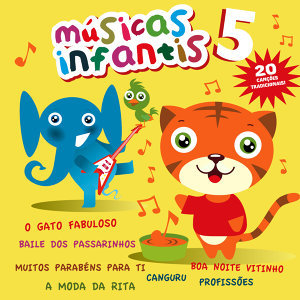 Músicas Infantis Vol. 5