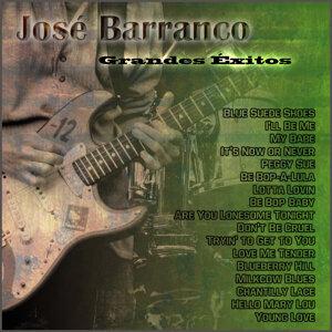 Grandes Éxitos: José Barranco