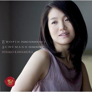 Chopin: Piano Sonata No. 3 & Schumann: Humoreske