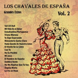 Grandes Éxitos: Los Chavales de España Vol. 2