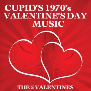 Cupid's 1970's Valentine's Day Music