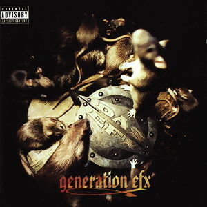 Generation EFX(艾福克斯世代)