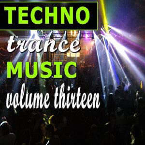 Techno Trance Music Vol. Thirteen