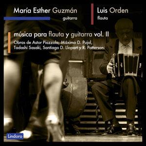 Música para Flauta y Guitarra Vol. 2