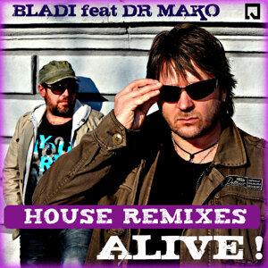 Alive! House Remixes - EP