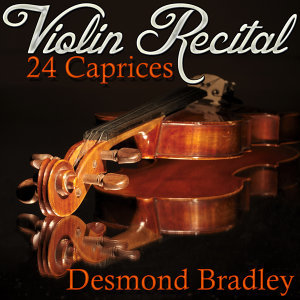 Violin Recital: 24 Caprices