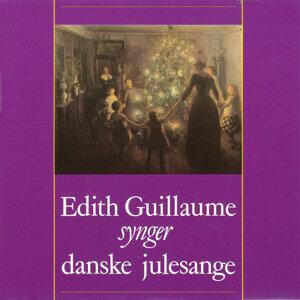 Edith Guillaume synger danske julesange