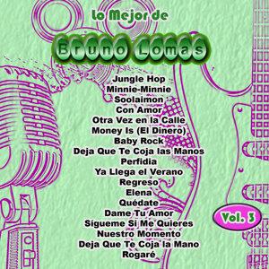 Lo Mejor De: Bruno Lomas Vol. 3