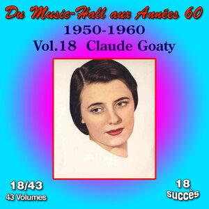 Du Music-Hall aux Années 60 (1950-1960): Claude Goaty, Vol. 18/43