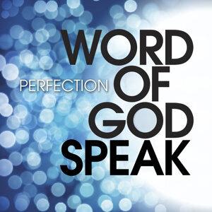 Word of God Speak - Single