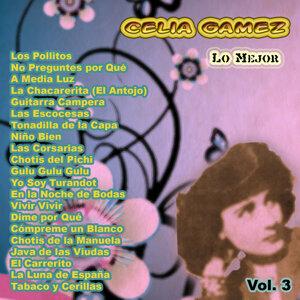 Lo Mejor De: Celia Gamez Vol. 3