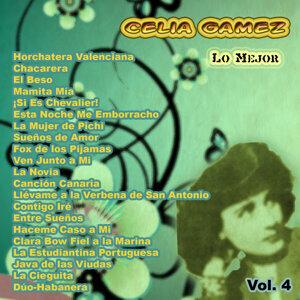 Lo Mejor De: Celia Gamez Vol. 4