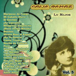 Lo Mejor De: Celia Gamez Vol. 5