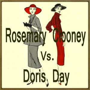 Rosemary Clooney vs. Doris Day
