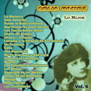 Lo Mejor De: Celia Gamez Vol. 6