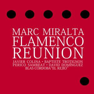 Marc Miralta Flamenco Reunión