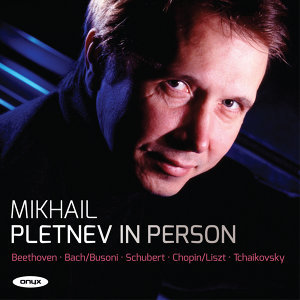 Pletnev in Person