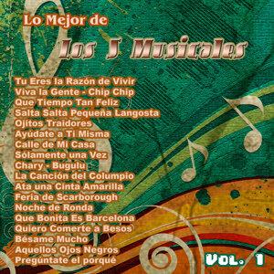 Lo Mejor De: Los 5 Musicales Vol. 1