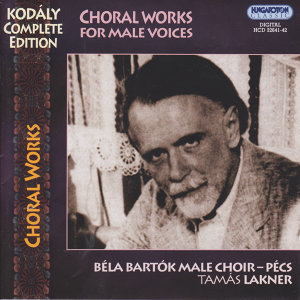 Choral Works for Male Voices