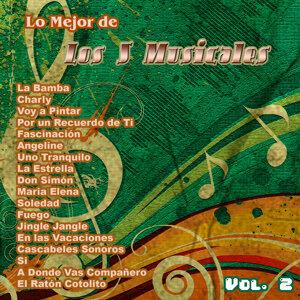 Lo Mejor De: Los 5 Musicales Vol. 2