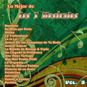 Lo Mejor De: Los 5 Musicales Vol. 3