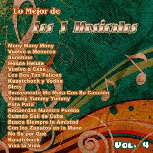 Lo Mejor De: Los 5 Musicales Vol. 4