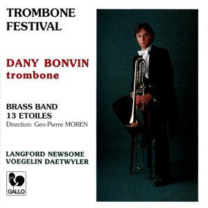 Langford, Newsome, Voegelin & Daetwyler: Trombone Festival