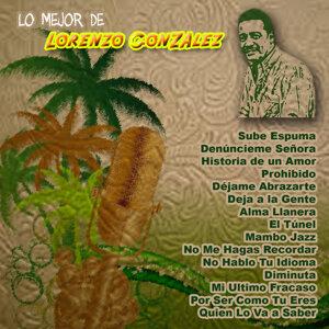 Lo Mejor De: Lorenzo González
