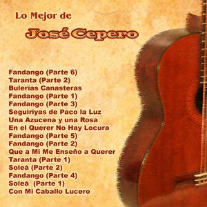 Lo Mejor De: José Cepero