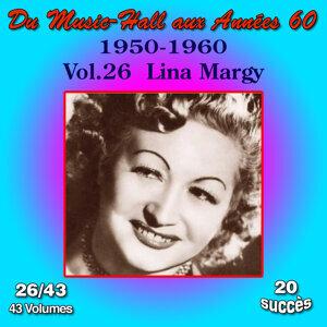 Du Music-Hall aux Années 60 (1950-1960): Lina Margy, Vol. 26/43