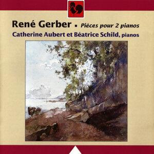 René Gerber: Pièces pour 2 pianos (Works for 2 Pianos)