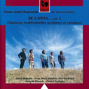 Se canta...: Chansons traditionnelles occitanes et catalanes, Vol. 2