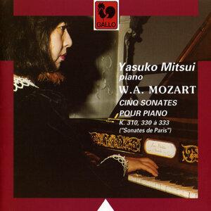 Mozart: Five Piano Sonatas K. 310, K. 330, K. 331, K. 332, K. 333