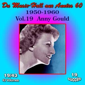 Du Music-Hall aux Années 60 (1950-1960): Anny Gould, Vol. 19/43