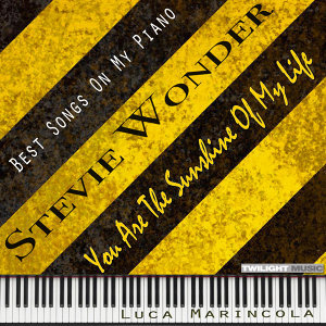 Backing Tracks, Best Songs on My Piano, Stevie Wonder: You Are the Sunshine of My Life