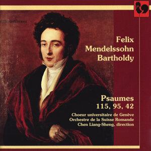 Mendelssohn: Psaumes (Psalms) 115, 95, 42