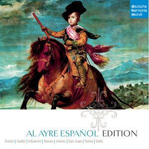 Al Ayre Espanol Edition