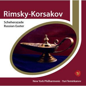 Rimsky-Korsakoff: Scheherazade; Russian Easter
