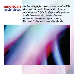 Bernstein: Candide; Barber: Adagio; other American masterpieces