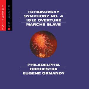 Tchaikovsky: Symphony No. 4, 1812 Overture & Marche Slave