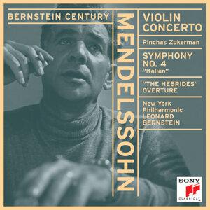 "Mendelssohn:  Concerto for Violin and Orchestra & Symphony No. 4, ""Italian"""