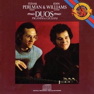 Paganini & Giuliani:  Duos for Violin and Guitar