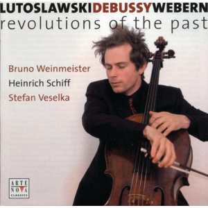 "Lutoslawski/Debussy/Webern: ""Revolutions of the Past"""