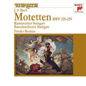 Bach: Motets BWV 225-229
