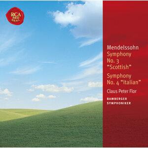 "Mendelssohn: Symphony No. 3 ""Scottish"" & Symphony No. 4 ""Italian"""