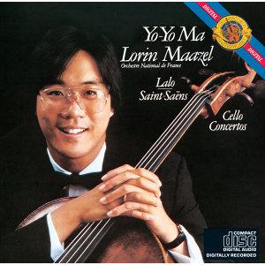Saint-Saëns, Lalo: Cello Concertos