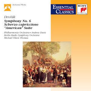 "Dvorak: Symphony No. 6, Scherzo capriccioso, Suite, Op. 98b ""American"""