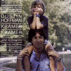 "Great CBS Masterworks Recordings of Baroque Favorites from ""Kramer vs. Kramer"""