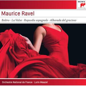 Maurice Ravel: Boléro; Alborado; La Valse; Rhapsodie Espagnole  - Sony Classical Masters